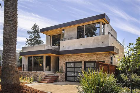modern looking houses with pool home improvement ideas