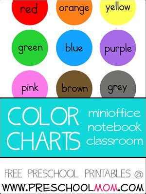 colors preschool printables aba 623 | 3016ea2bd74627df6f083d43e3eb2933