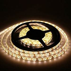 5m 300x3528 smd warm white led strip light and connector With outdoor led strip lights 240v