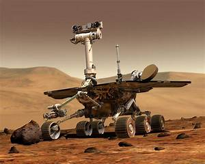 Want To Hack The Mars Rover? Take A Look At Its Intel ...