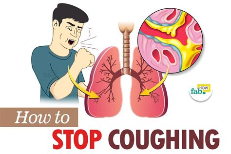 How To Stop Coughing Fast Without Medicine  Fab How