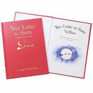 personalized children39s books your letter to santa at With your letter to santa book