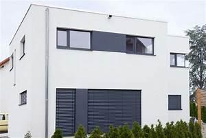 Holz Farbe Anthrazit : fassaden m gen s bunt jetzt auf immobilien und hausbau ~ Orissabook.com Haus und Dekorationen