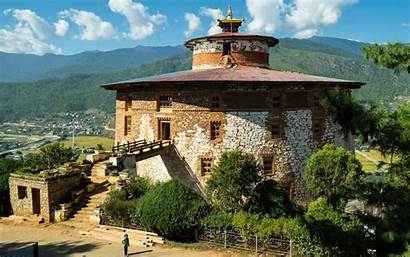 Bhutan Museum National Tourism India Series Allpicts