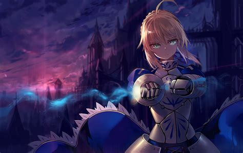 next fate anime series fate stay hd wallpaper and background image