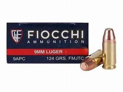 9mm Fiocchi Luger Truncated Cone 124 Dynamics