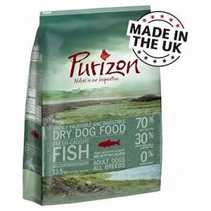 purizon adult dog grain free fish tasty dry dog food With common dog food