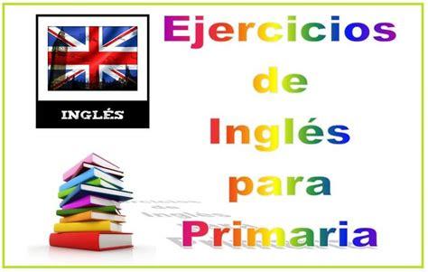 Recursos inglés para sexto primaria