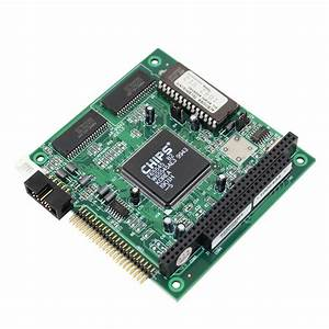 Industrial Pc  104 Lcd  Crt Interface Card