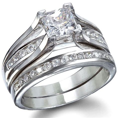 princess wedding rings 17 best images about wedding rings on princess cut diamonds and engagement