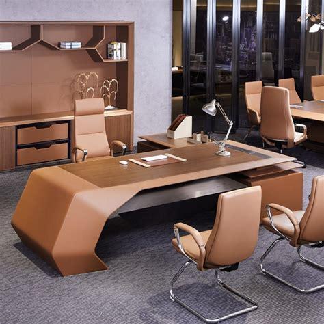 foshan office furniture new design luxury office desk