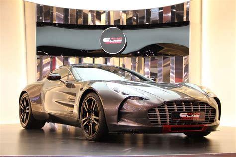 Aston Martin One-77 Q-series For Sale In Dubai For m
