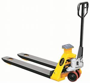 Apollolift Scale Manual Pallet Jack Truck 4400lbs Capacity