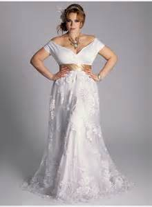 simple plus size wedding dresses database error