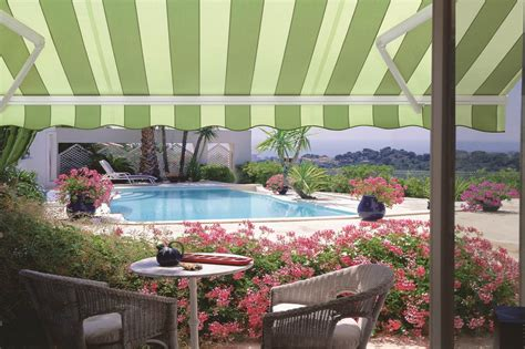 palermo  retractable awning deck pergola cover