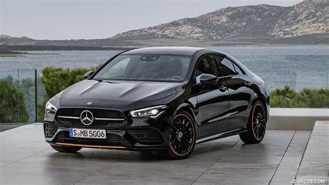 View inventory and schedule a test drive. 2020 Mercedes-Benz CLA 250 Coupe Edition Orange Art AMG ...