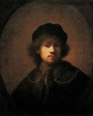 Rembrandt Self-Portraits Paintings