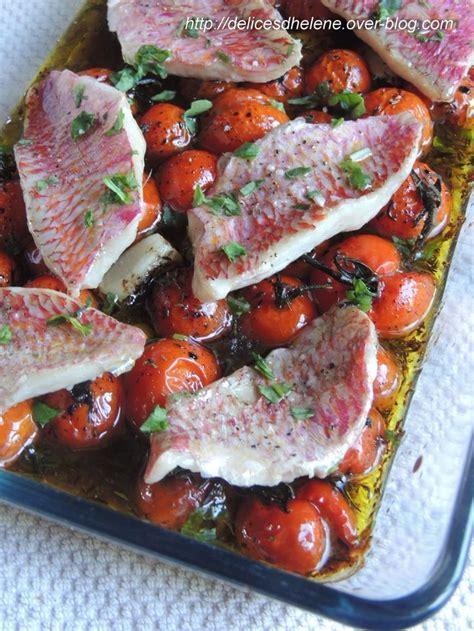 cuisiner les rougets les 59 meilleures images à propos de recettes poisson sur