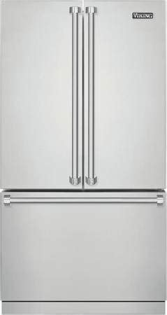 viking  counter depth french refrigerator  appliance outlet