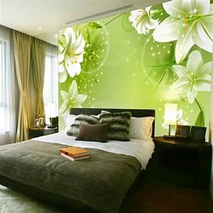 Farben Für Die Wand : 150 coole tapeten farben ideen teil 1 ~ Michelbontemps.com Haus und Dekorationen