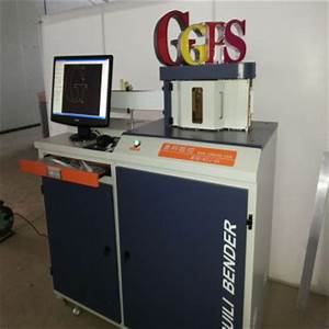 cnc channel letter bending machine cnc bender led channel With channel letter making equipment