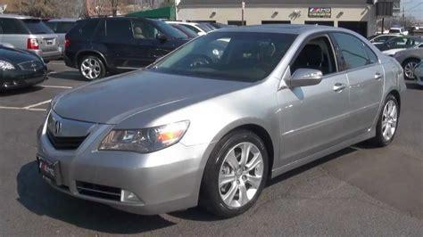 2009 Acura Rl For Sale by 2009 Acura Rl Sh Awd Handling All Wheel Drive