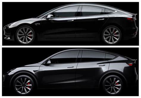Download Tesla Model S Vs 3 Vs X Vs Y Background