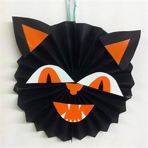 Halloween Sachen Basteln : halloween deko bastelideen mit flederm usen katzen ~ Whattoseeinmadrid.com Haus und Dekorationen