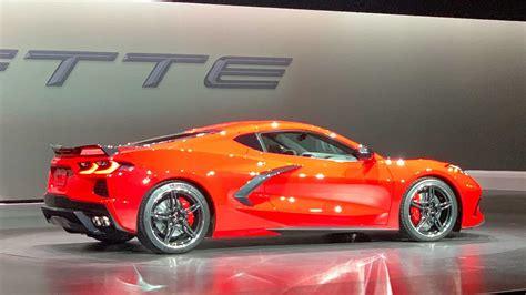 GM Explains How It Kept The 2020 Chevy Corvette Under ...