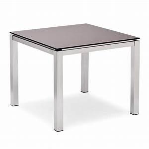 Gartenm bel belardo rumina tisch quadratisch 595 00 for Gartenmöbel tisch