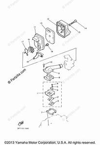 Yamaha Motorcycle 2006 Oem Parts Diagram For Intake
