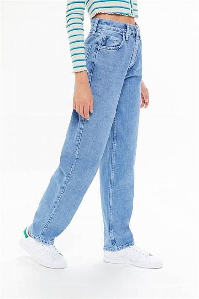 Baggy Jeans Waisted Bdg Jean Wash Outfit