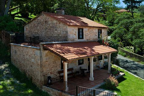 casas en galicia casa axouxere alquiler de casa rural en galicia a costa
