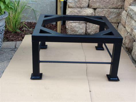 55 Gallon Stand barrel stand holds a 55 gallon barrel welding