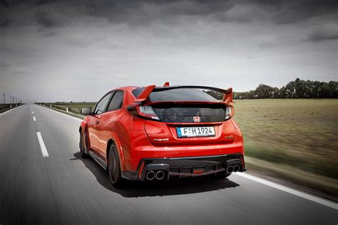 2018 Honda Civic Type R Picture 632269 Car Review