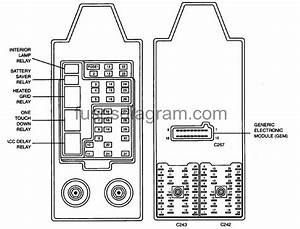 97 Ford Expedition Fuse Panel Diagram