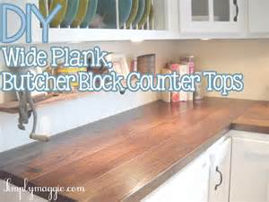 butchers block kitchen island diy wide plank butcher block countertops real estate