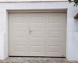 photos portes de garage habitat la toulousaine ftfm With porte de garage avec porte en chene