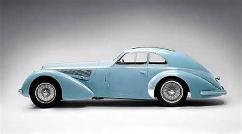 Alfa Romeo 8c 2900b Lungo