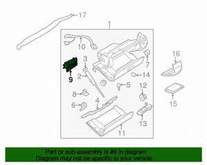Porsche 997 Parts Diagram