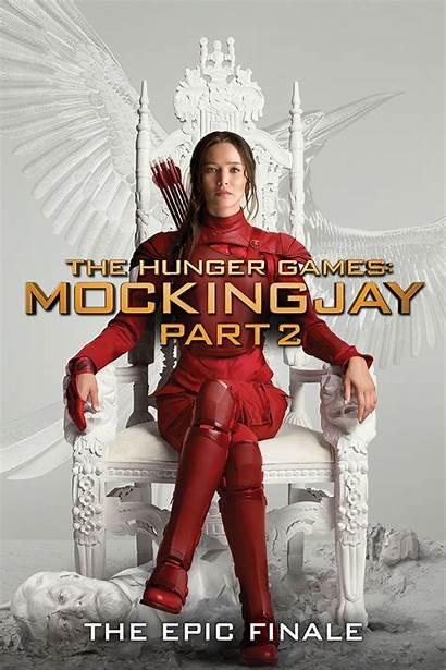 Hunger Mockingjay Games