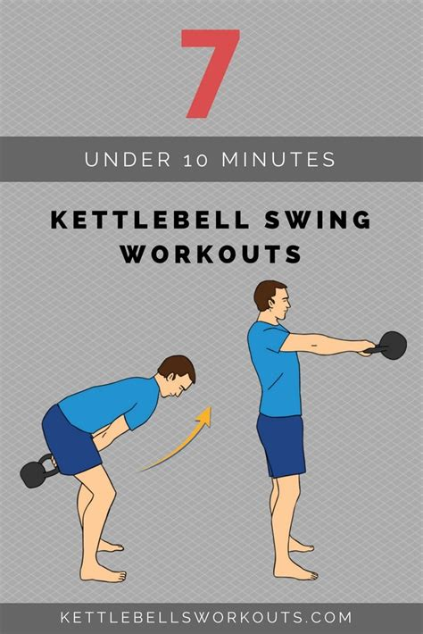kettlebell swing workouts minutes under effective exercises most exercise know