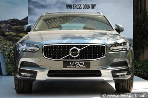 Volvo Display & Drive Event Bangalore