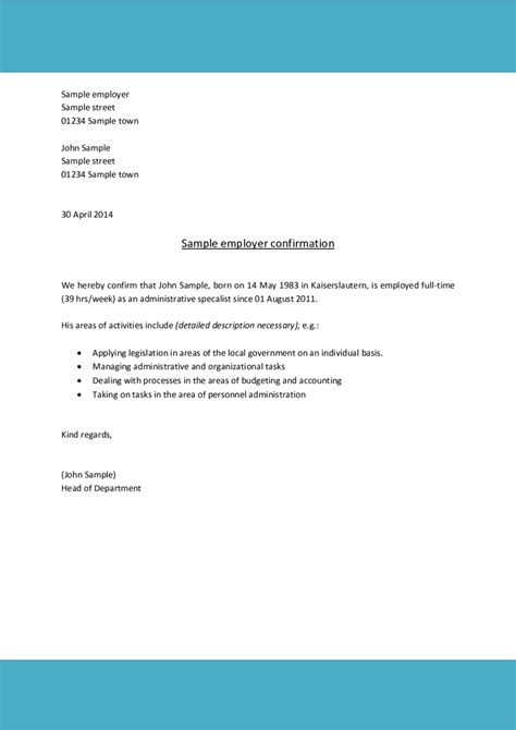 proof of employment letter template 2018 proof of employment letter fillable printable pdf forms handypdf