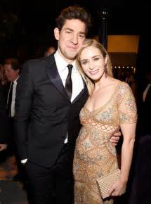 The couple is living a happy. Emily Blunt Loves Working With Her Husband John Krasinski ...
