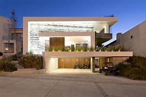 Creative Family Home In Mexico Providing Opulent Modern ...