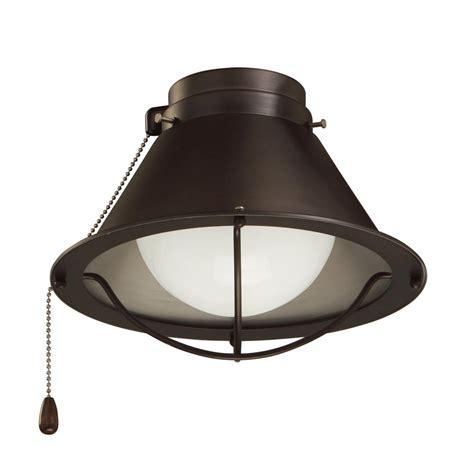 Hampton Bay 4light Universal Ceiling Fan Light Kit With