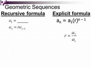 Unit 6: Sequences & Series - ppt video online download