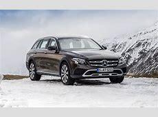 2017 MercedesBenz EClass AllTerrain review photos