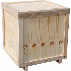 Caisse En Bois : caisse en bois sur mesure mont e ~ Nature-et-papiers.com Idées de Décoration
